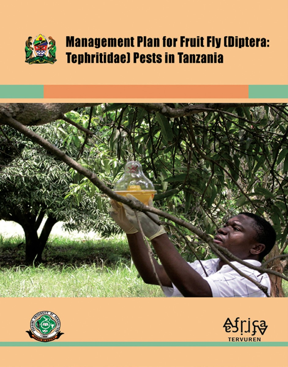 Image 6: Management plan of fruit flies in Tanzania