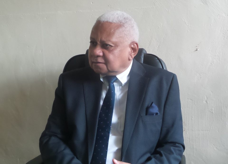 Mohamed Chande Council Chairperson