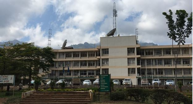sokoine-university-of-agriculture-Administration-block