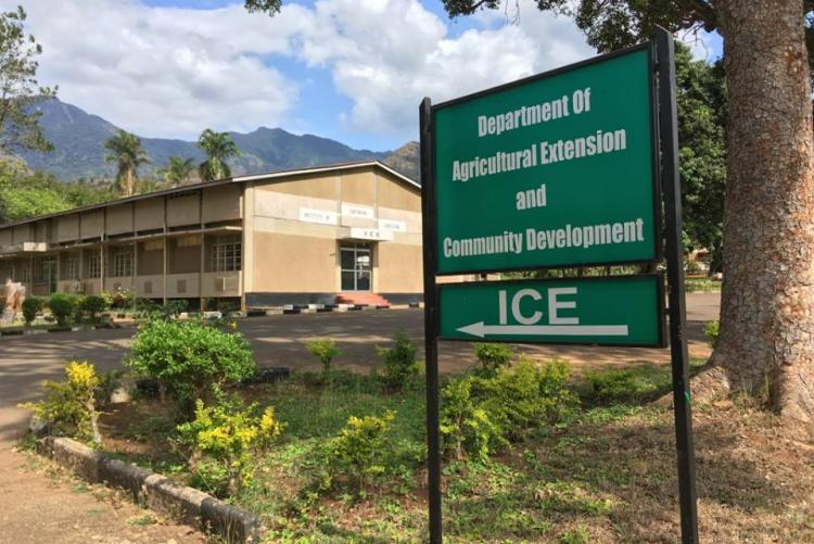 Agricultural Extension and Community Development | Sokoine