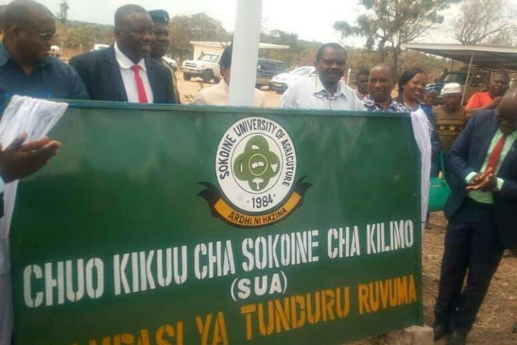 SUA Establishes a New Campus in Tunduru
