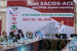 Joint SACIDS Africa Centre of Excellence and IPMB Alumni Meeting