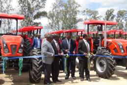 SUA gets new tractors to enhance practical learning in Agriculture
